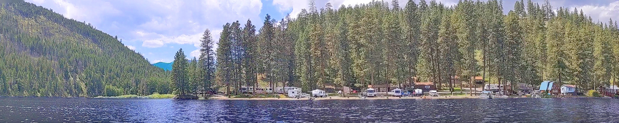 Shady Pines Resort